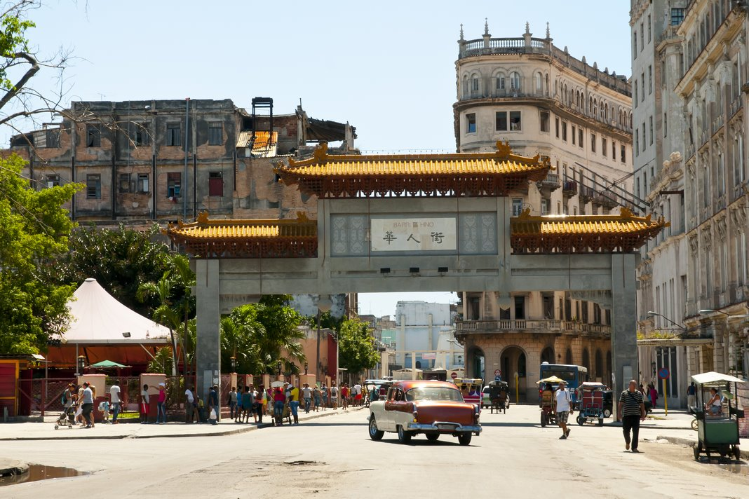 Where to stay in Havana: Chinatown