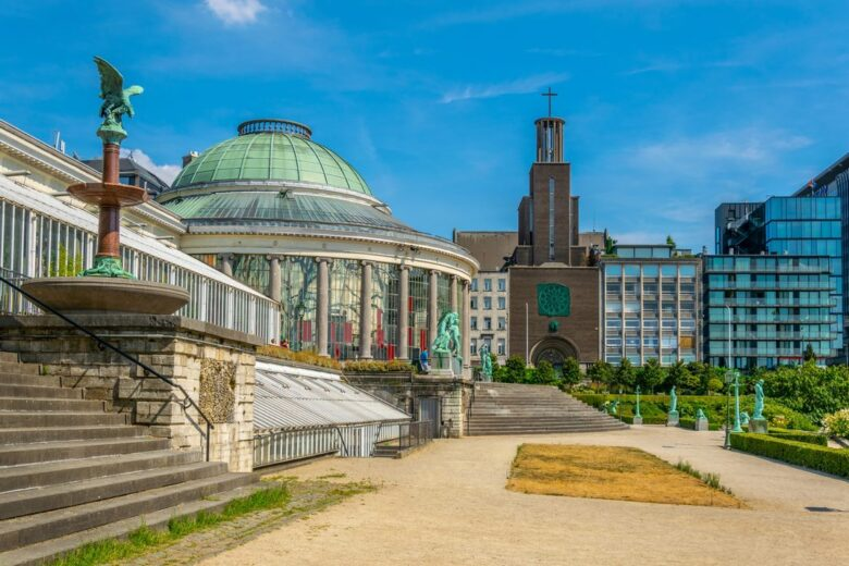 Best places to stay in Brussels