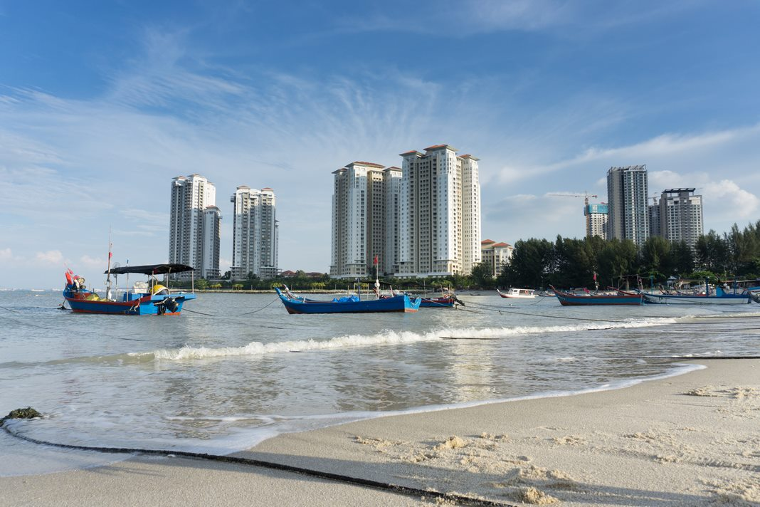 Best places to stay in Penang: Tanjung Tokong