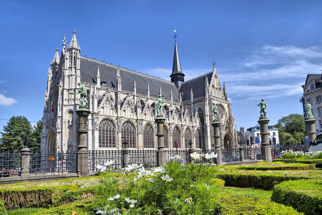 Brussels neighborhoods: Sablon
