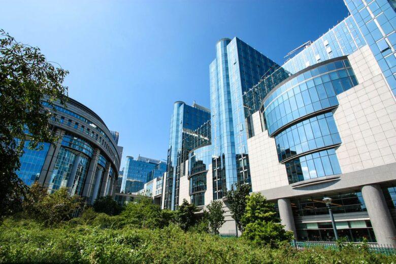 Neighborhoods in Brussels: European Quartier