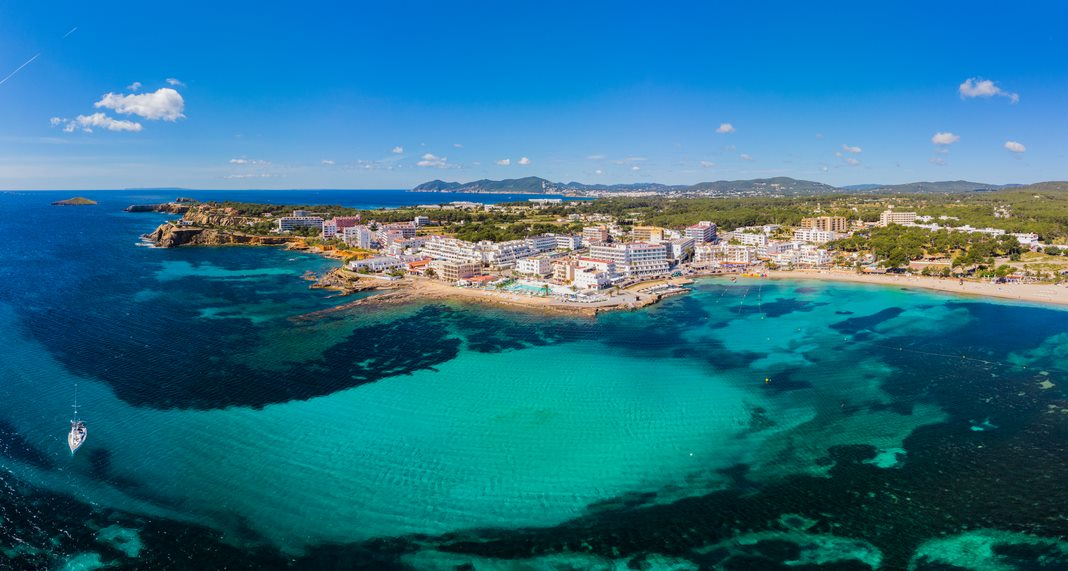 Where to stay in Ibiza: Santa Eulalia