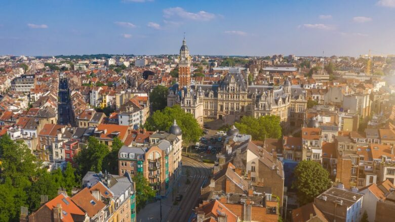 Best areas to stay in Brussels: Saint Gilles