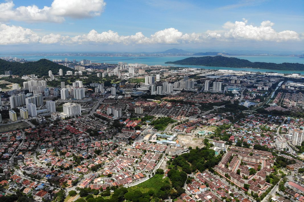 Best areas to stay in Penang: Bayan Lepas