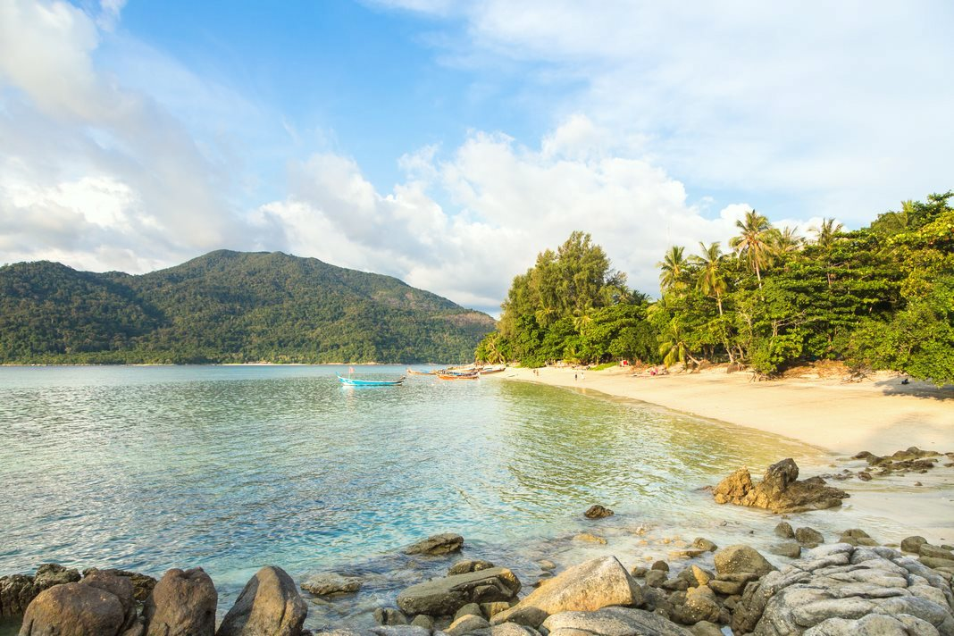 Best places to stay in Koh Lipe: Sunset Beach