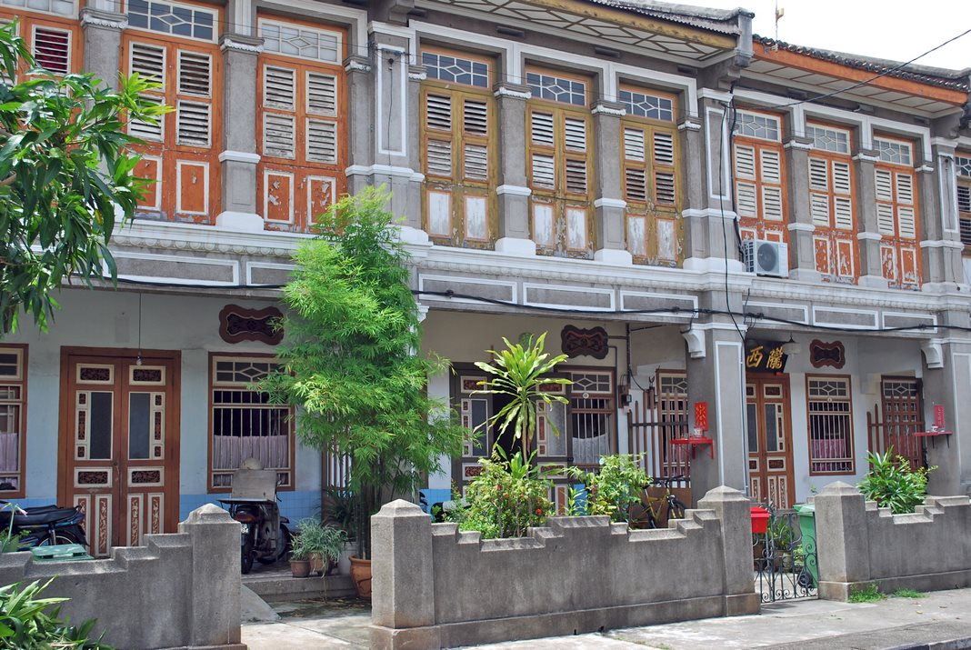 Where to stay in Penang: Georgetown