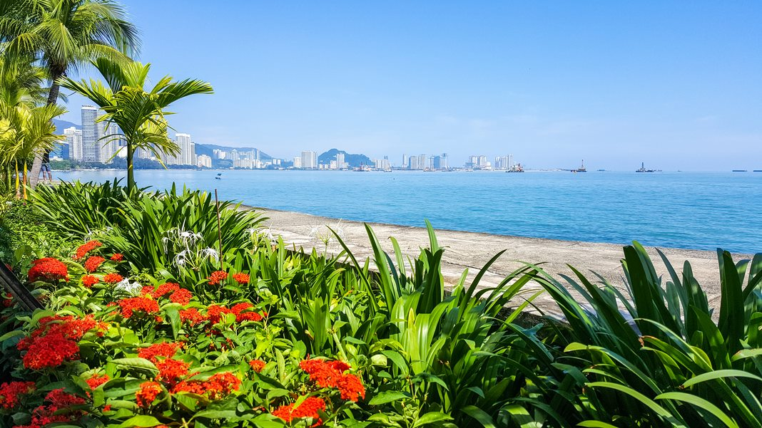 Where to stay in Penang: Tanjung Bungah