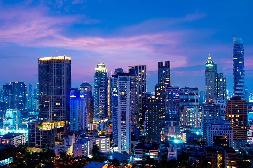Sukhumvit: the best places to stay in Bangkok