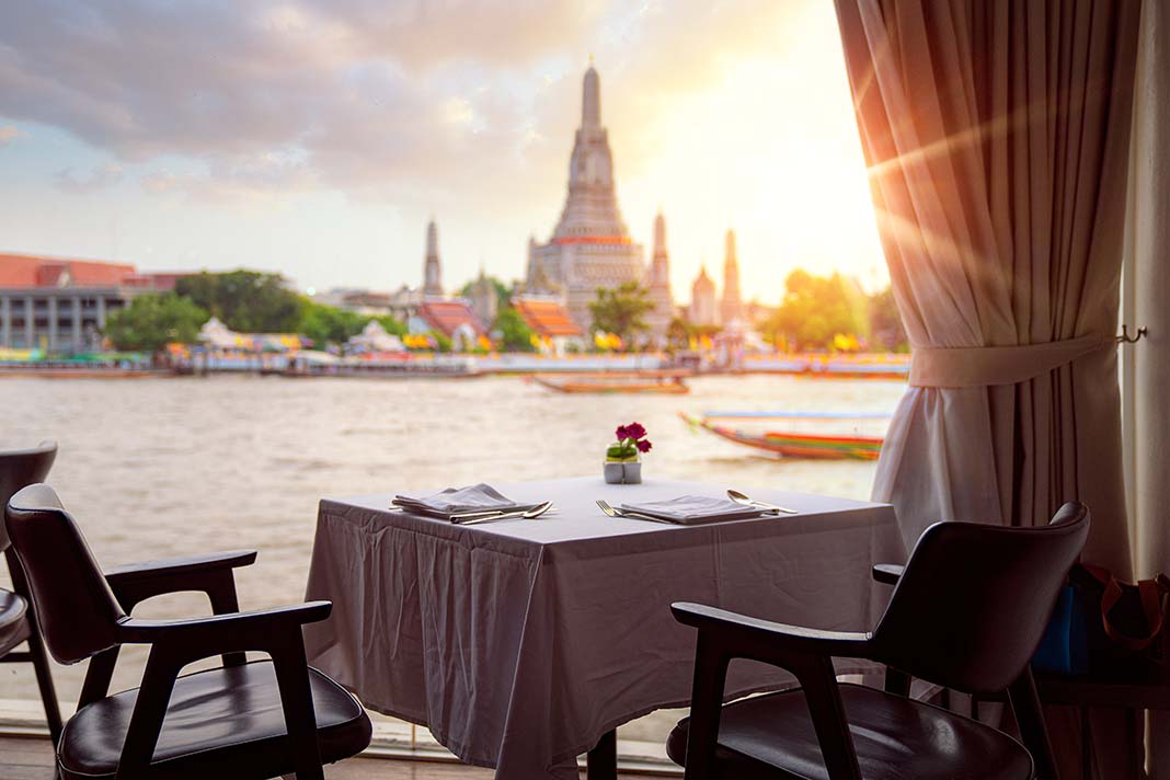 Best places to stay in Bangkok: Riverside