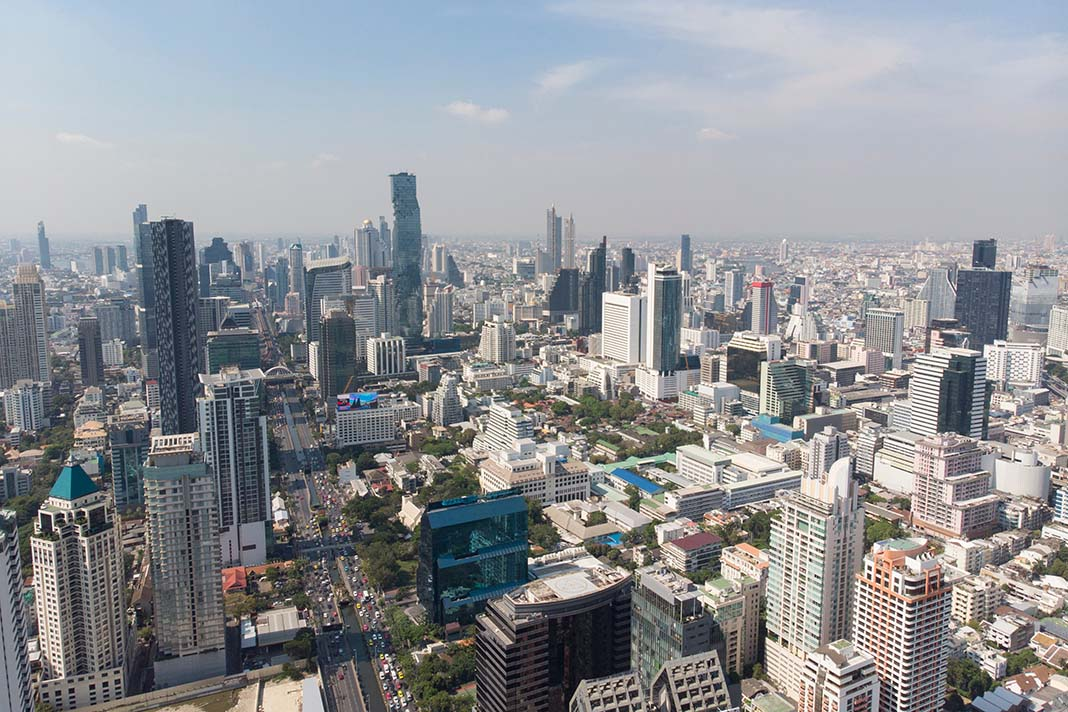 Where to stay in Bangkok: Silom area