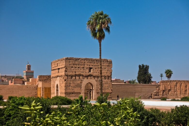 Best places to stay in Marrakech: Kasbah
