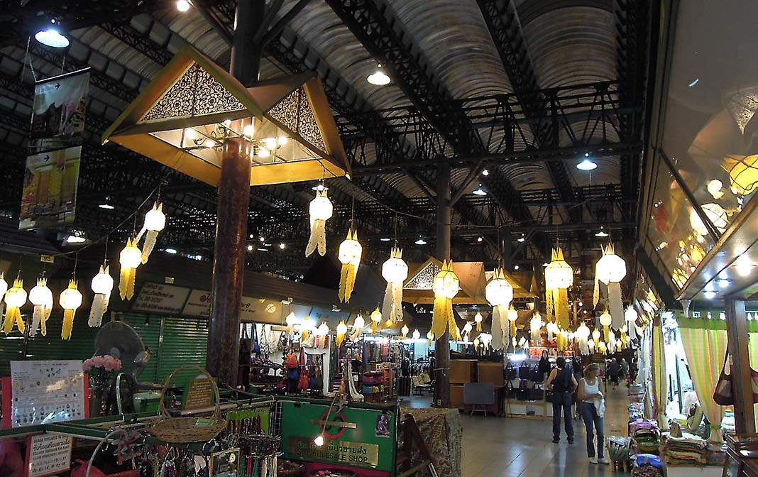 Where to stay in Night Bazaar: Chian Mai, Thailand