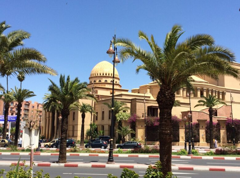 Where to stay in Marrakech: Hivernage