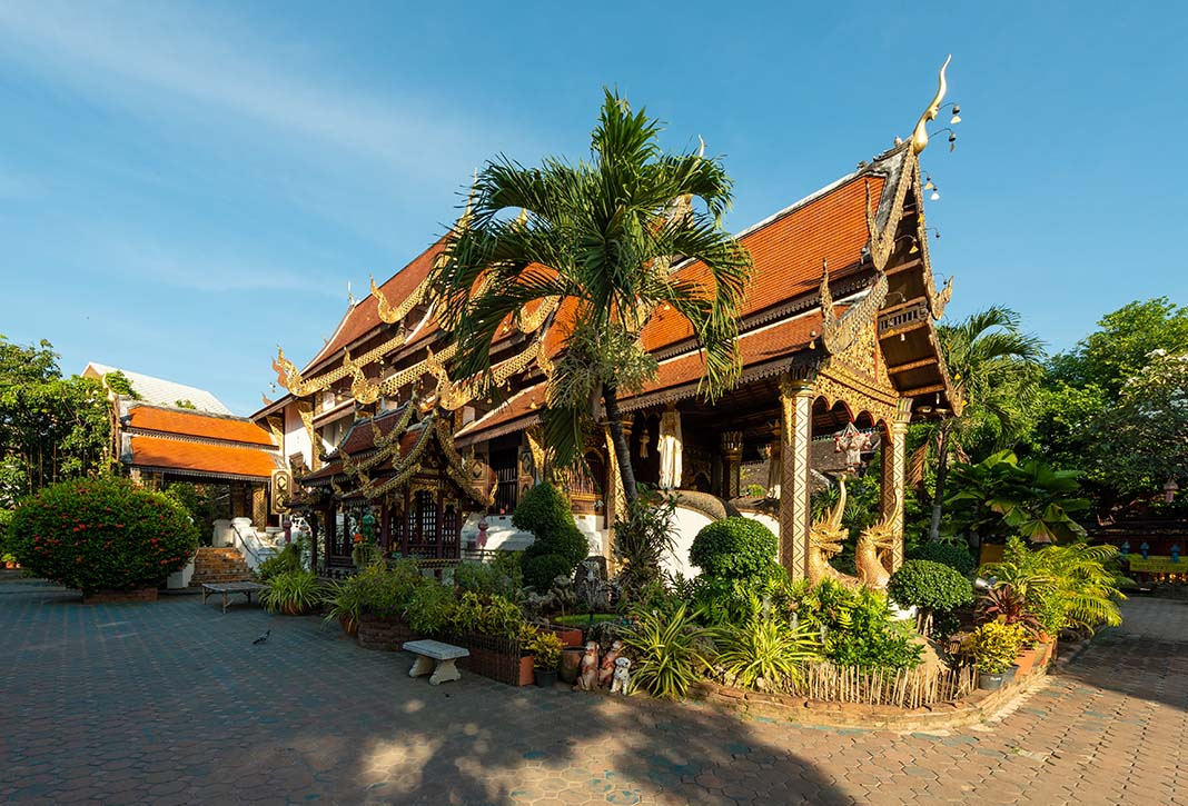 Stay in Wat Ket, Chiang Mai