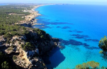 Where to stay in Formentera