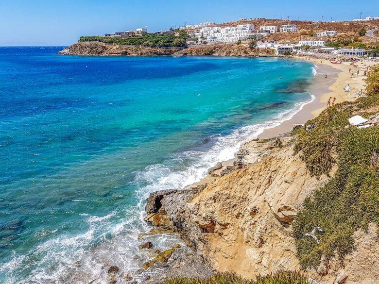 Stay in Agios Stefanos: Mykonos, Greece