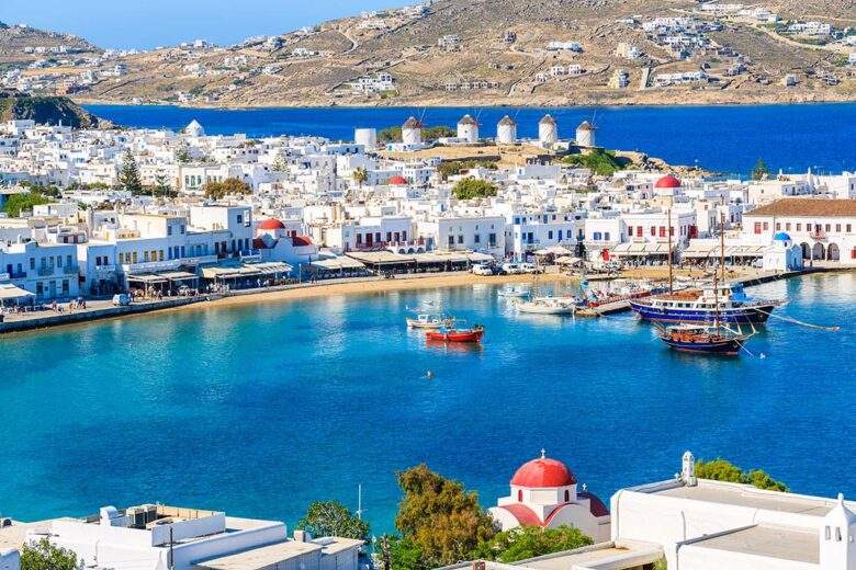 Where to Stay in Mykonos: Best Areas