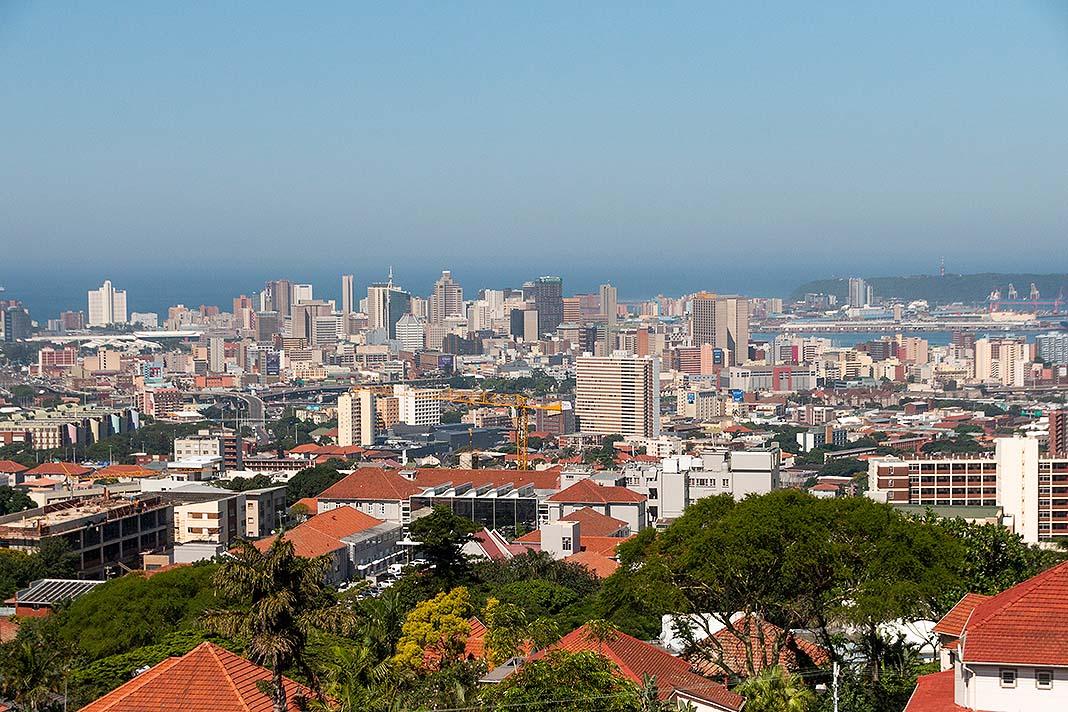 Alojarse en la zona de Glenwood en Durban