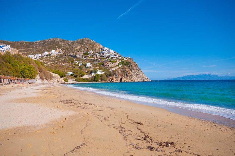 Stay in Mykonos: Elia