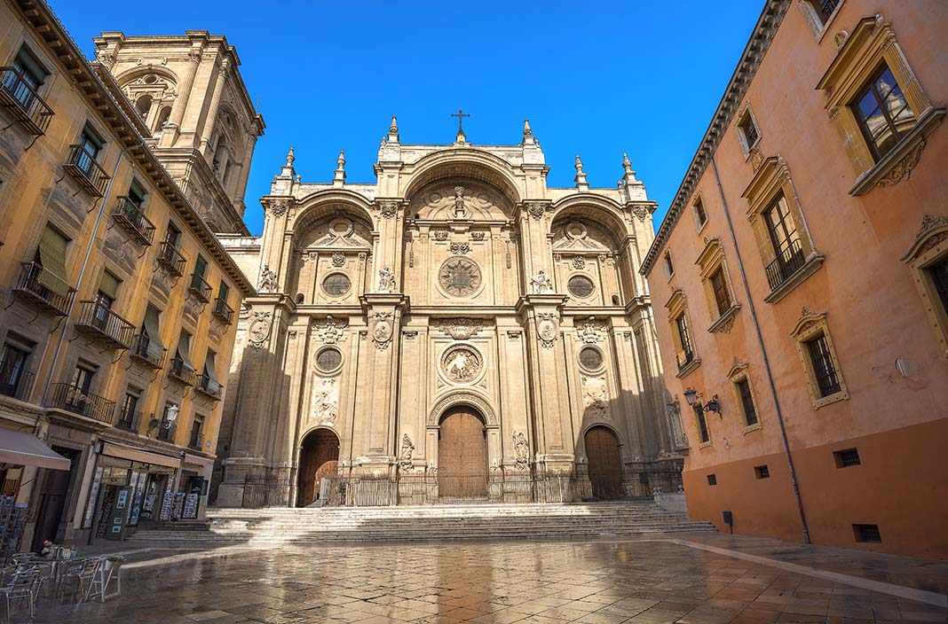 Things to do in Granada: Visit the Cathedral