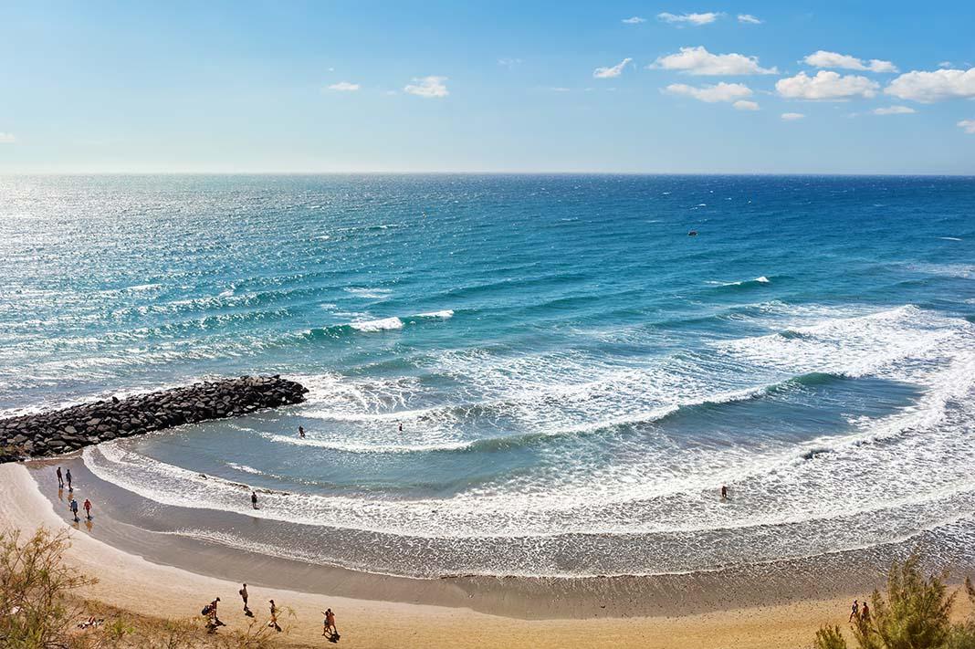 Stay in Gran Canaria: Playa del Inglés