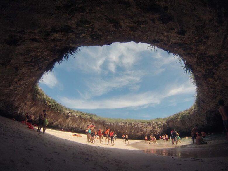 Visit Islas Marietas National Park in Puerto Vallarta