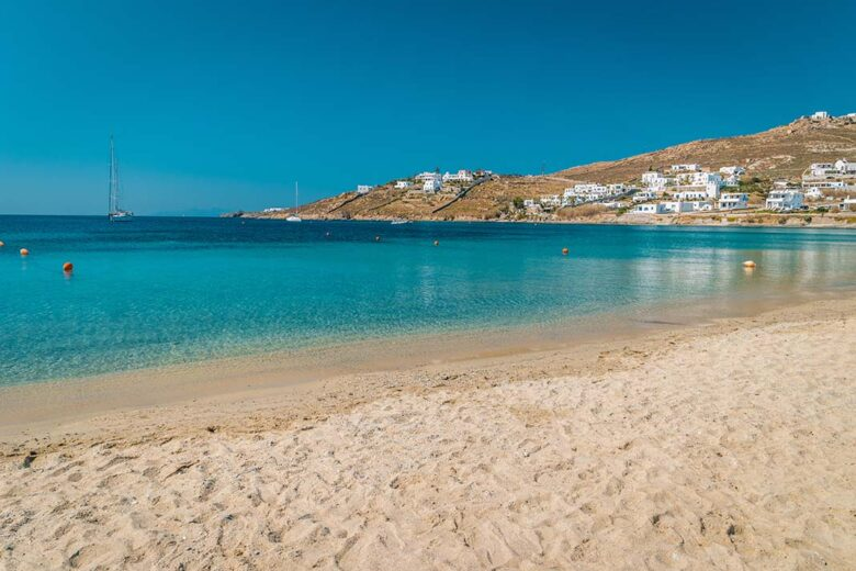 Where to stay in Mykonos: Ornos