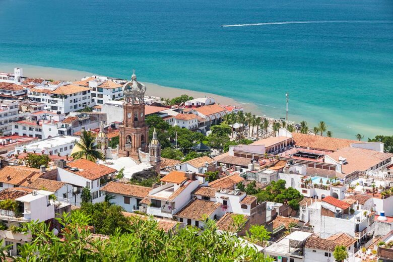 One of the top things to see in Puerto Vallarta : Church of Lady Guadalupe