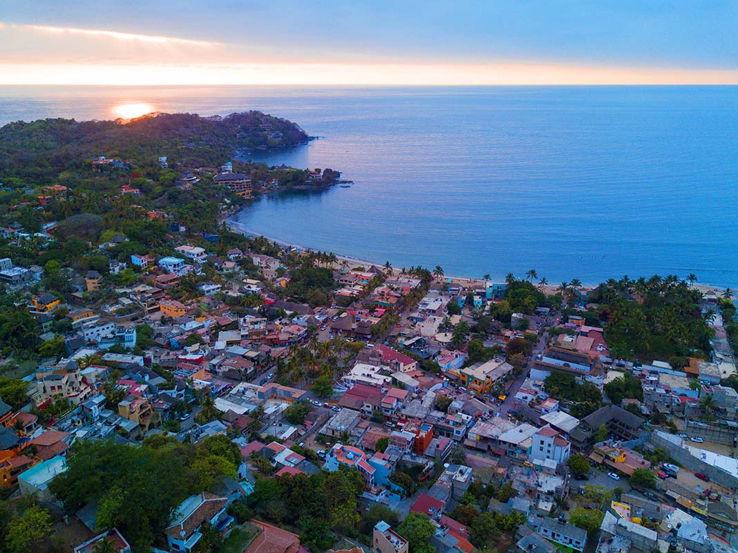 Surfing in Sayulita: things to do in Puerto Vallarta