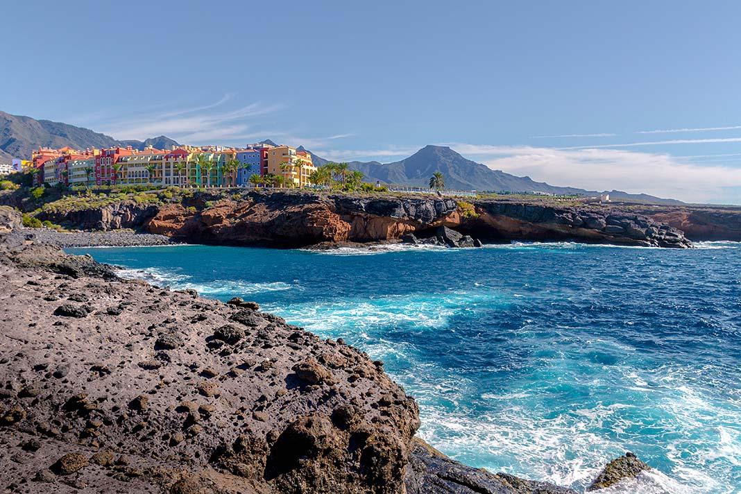 Stay in Callao Salvaje, Tenerife: Canarian islands