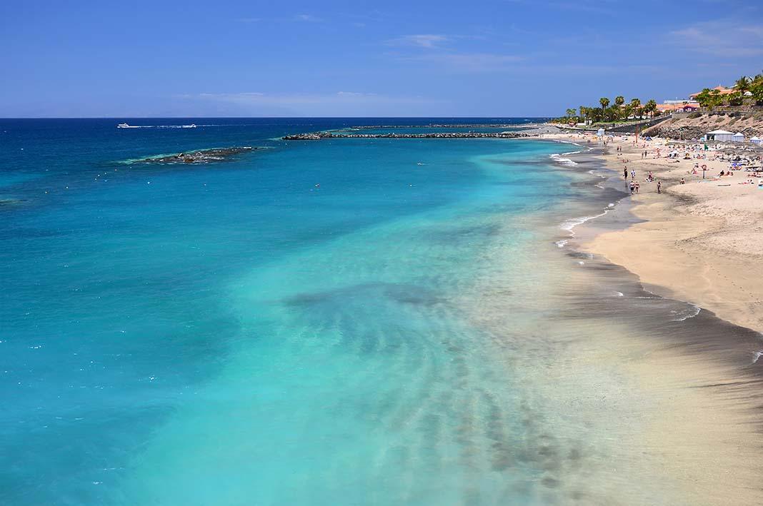 Best areas to stay in Tenerife: Costa de Adeje