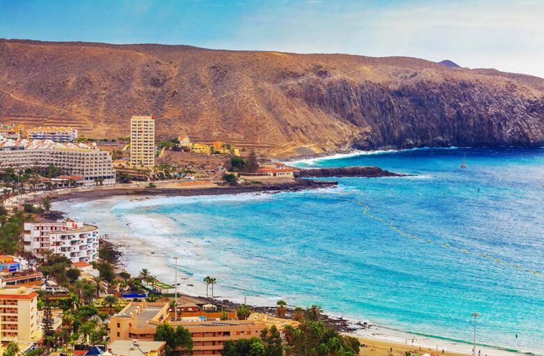 The second most popular resort destination for visitors looking for where to stay in Tenerife is Los Cristianos