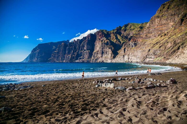 Los Gigantes is one of the best areas to stay in Tenerife