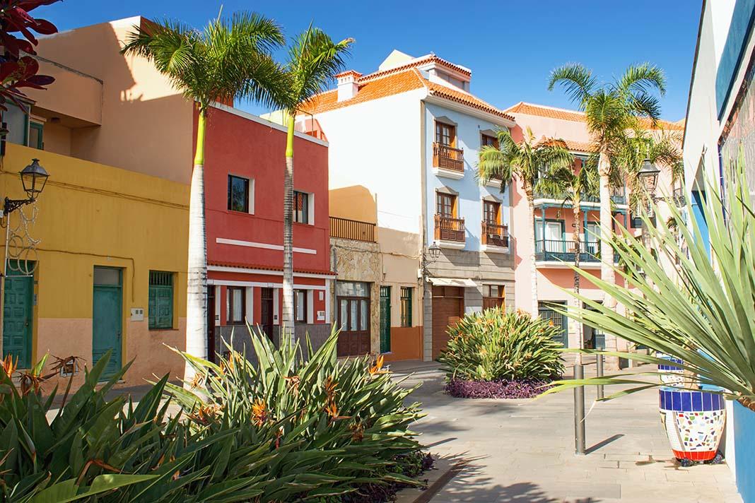 Where to stay in Tenerife: Puerto de la Cruz
