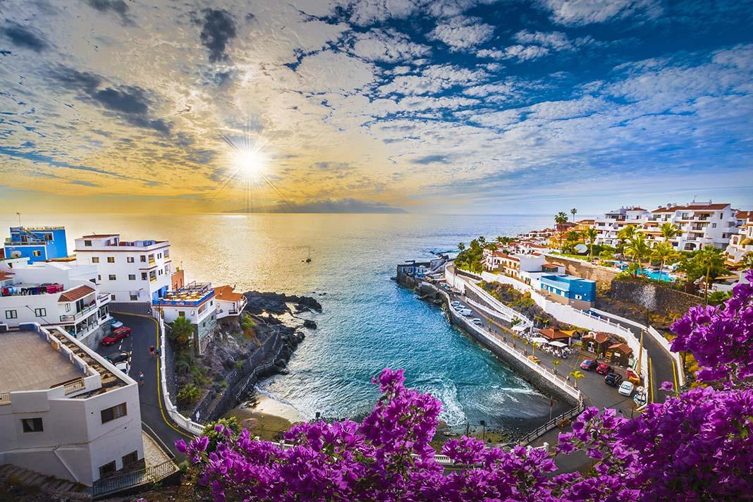 Where to stay in Tenerife: The quieter Puerto de Santiago
