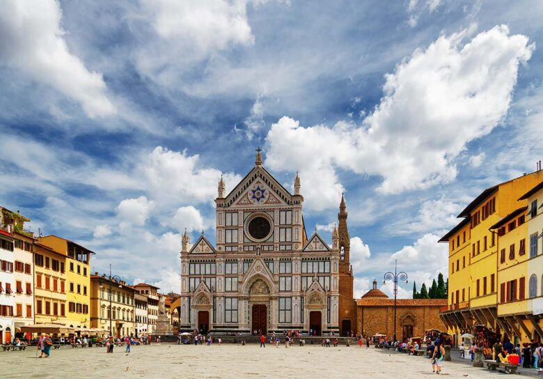Stay in Florence: Santa Croce