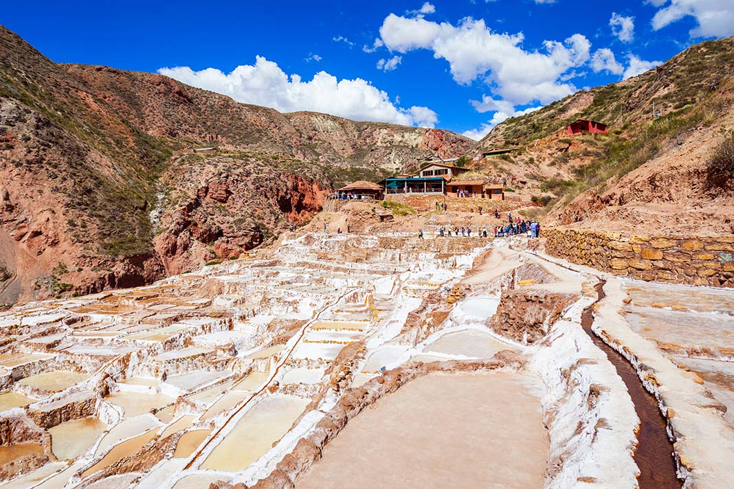 What to do in Cusco:Ride a Quad Bike Through the Salt Mines