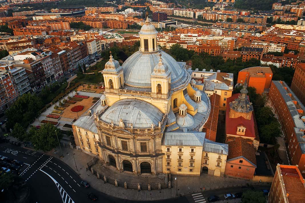 Stay in Madrid: La Latina district