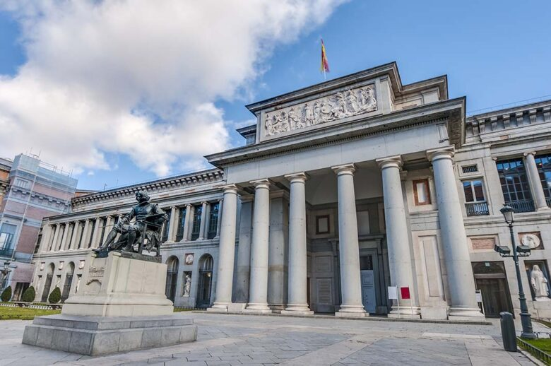 Stay near the Prado Museum in Madrid