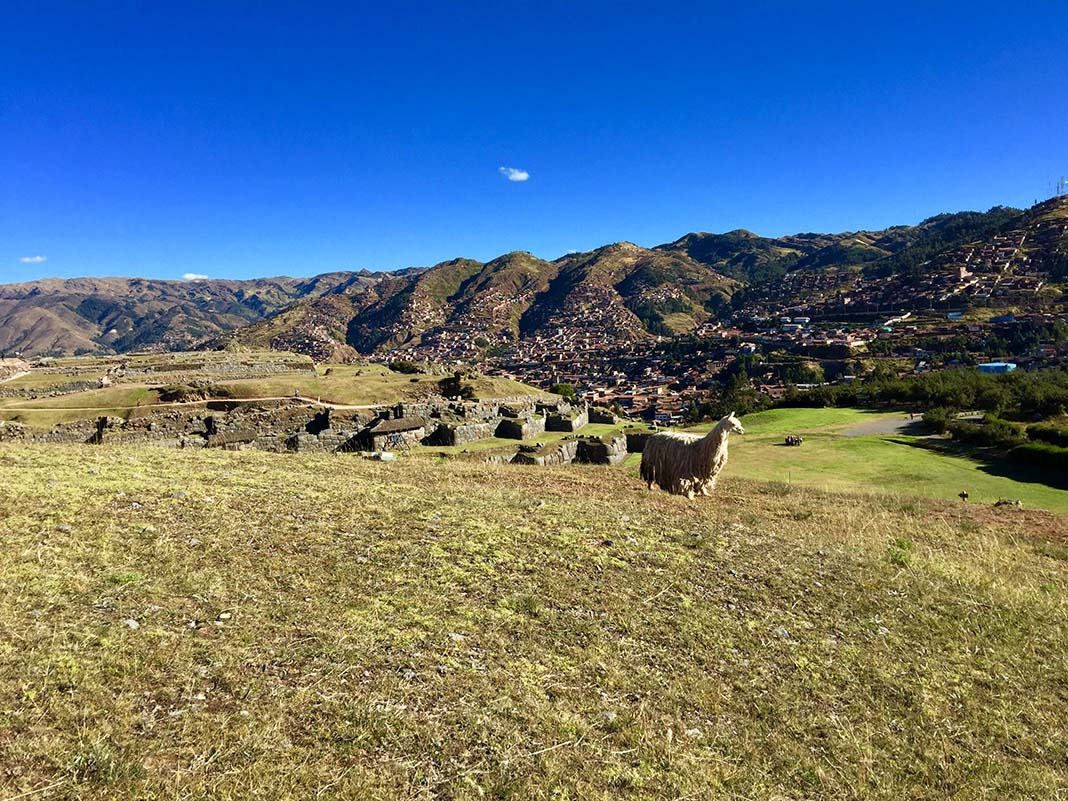 Make a Hike Up Sacsayhuamán in Cusco