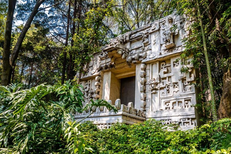 The Museo Nacional de Antropologia is a perfect thing to do in Mexico City