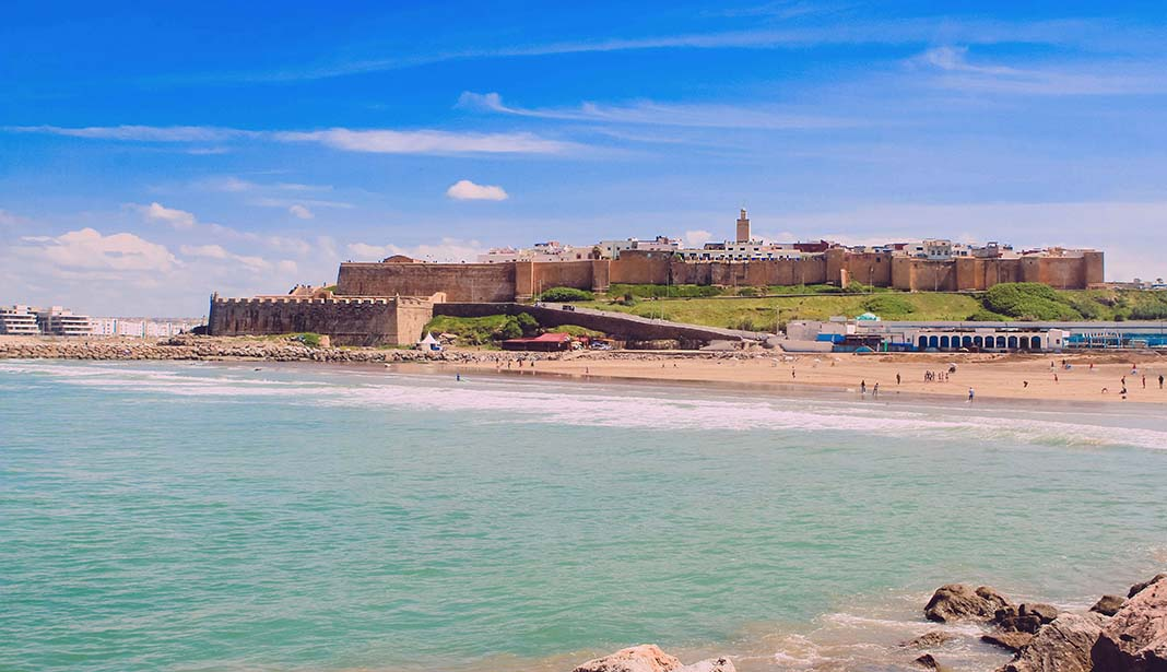 One of the most popular things to do in Rabat is surf, and Rabat Beach