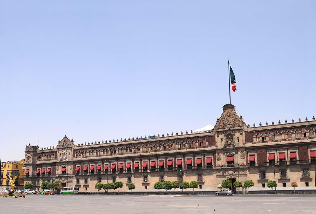 Spend an Hour at the Palacio Nacional to do in Mexico City