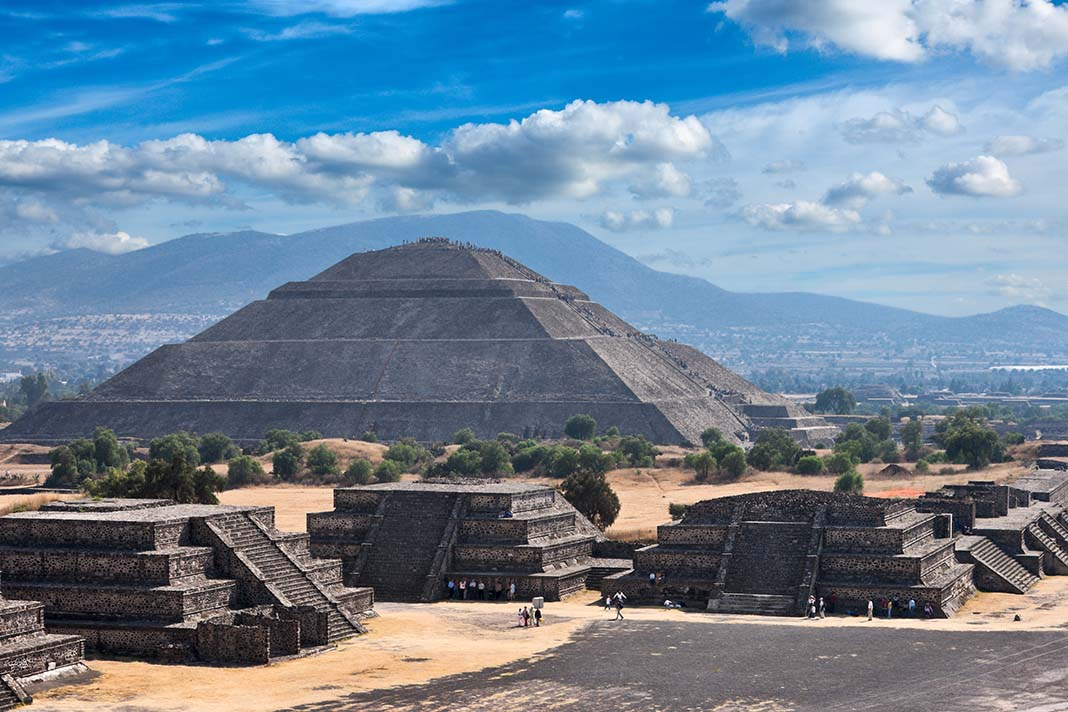 Venture Out to Teotihuacan: Top thing to do in Mexico City