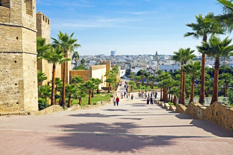 Where to Stay in Rabat
