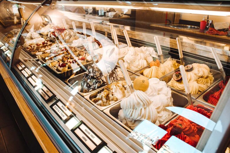 Try to eat a sweet italian gelato in Florence