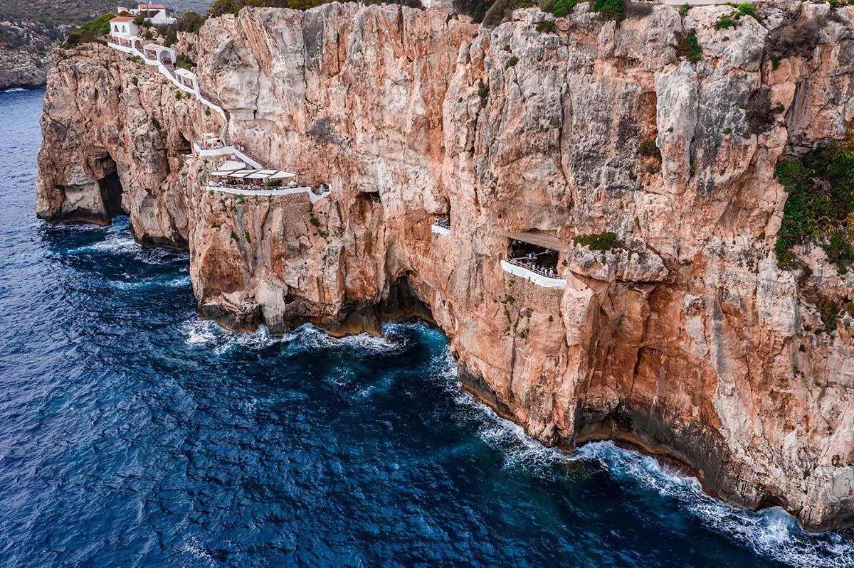 Best things to do in Menorca: Visit and dance in Cova d'en Xoroi