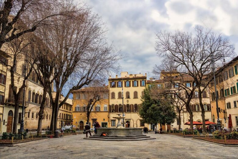 What to do in Florence: Have Dinner Near Piazza Santo Spirito