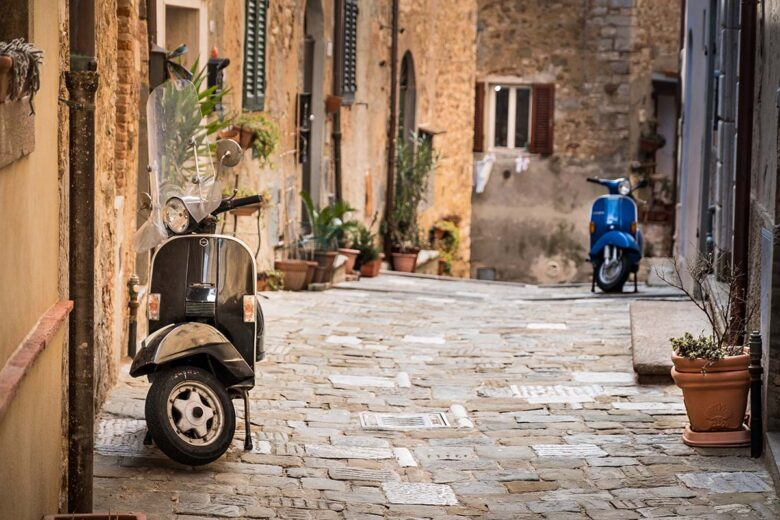 Take a Vespa Tour Through the Tuscan Hills to do in Florence
