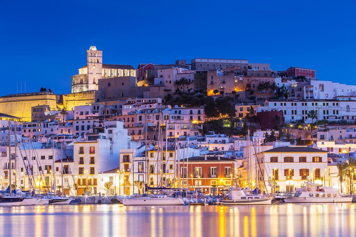 Things to do in Ibiza: Visit Ibiza city